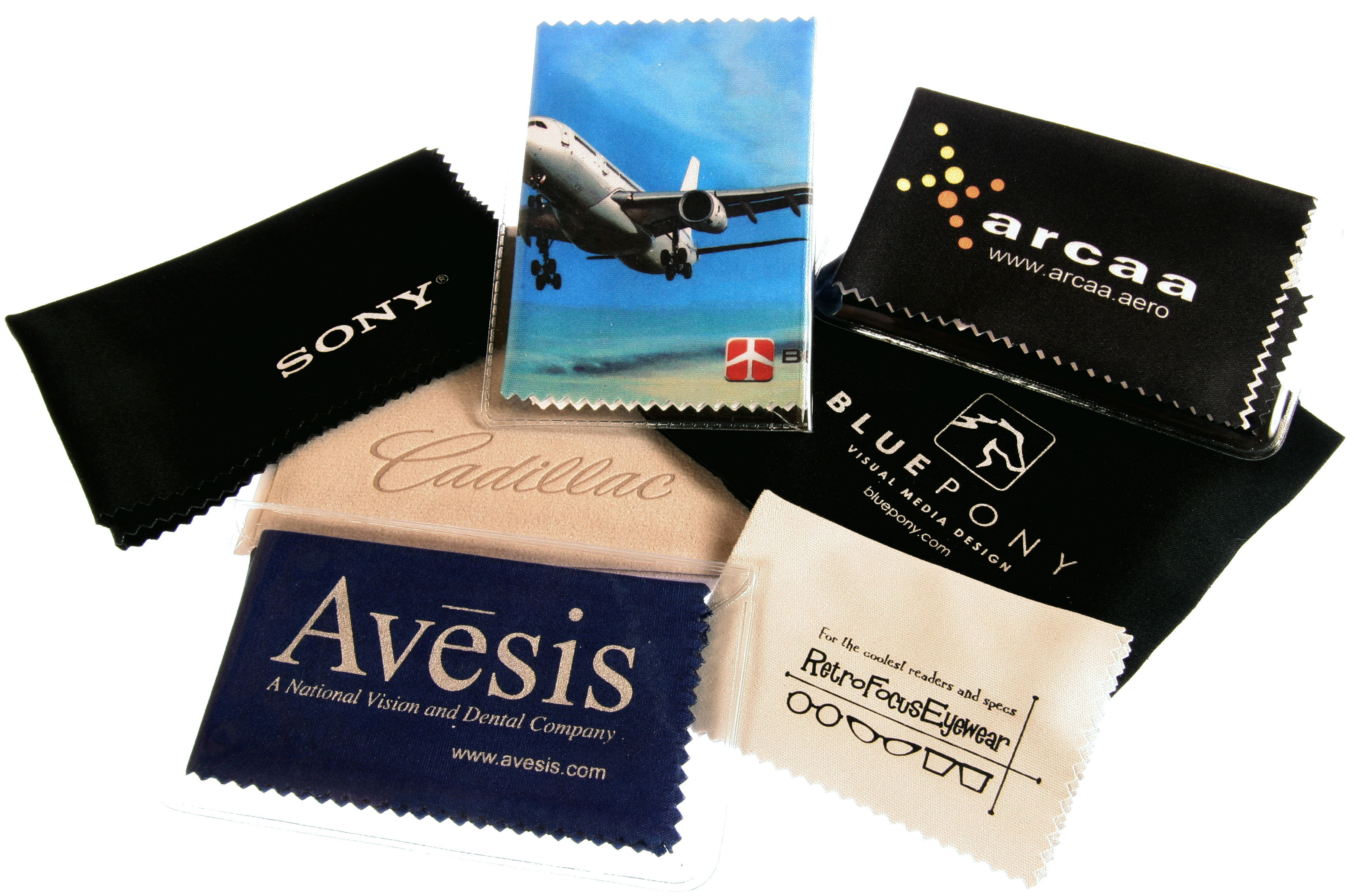 Promotional Cloth Examples