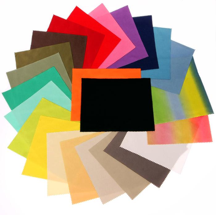 Silky Woven 6 x 7 inch Microfiber Cloths