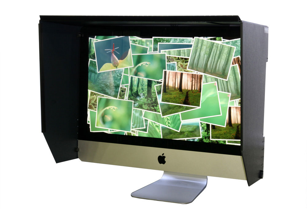 apple monitor hood