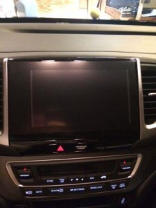Navigation System Screen Protector