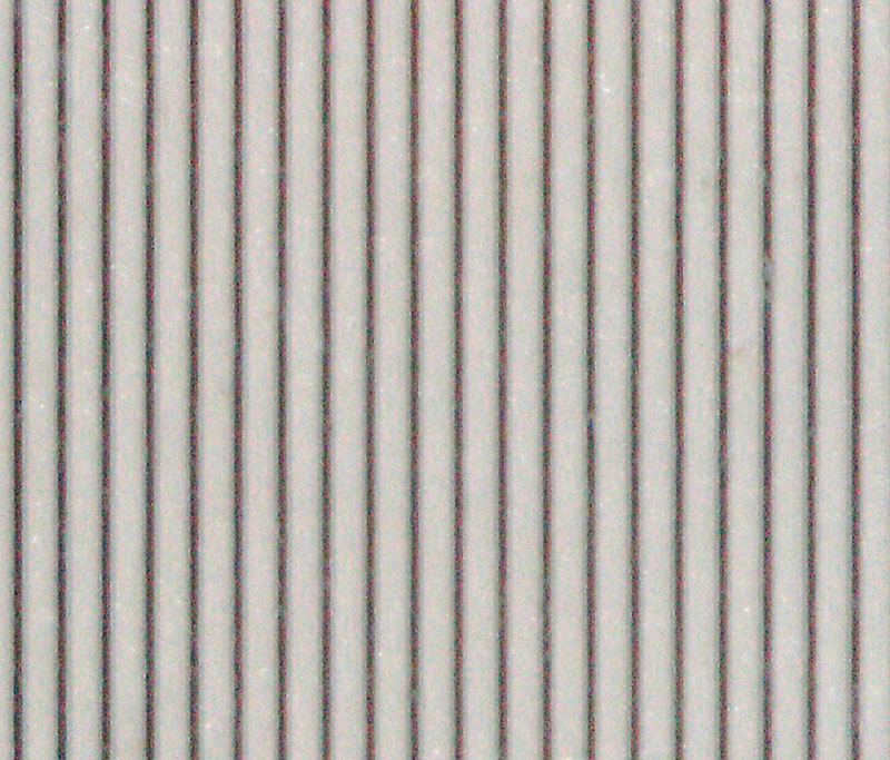 300x Privacy Filter zoom to show louvers