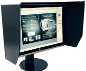 Dell 17-inch E173FPS Monitor Hood