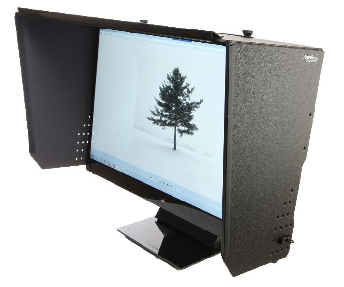 Freedom Scientific 20-inch Topaz CCTV Monitor Hood Main Image