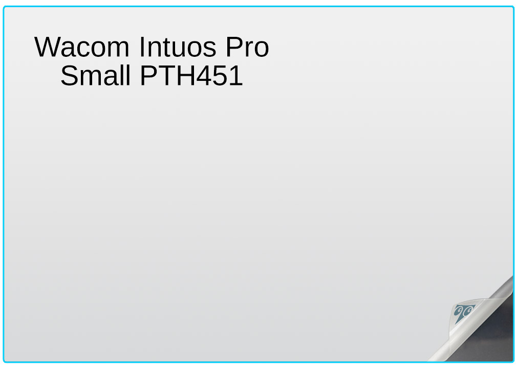 Wacom Intuos Pro Small PTH451 10-inch Drawing Tablet Screen Protector