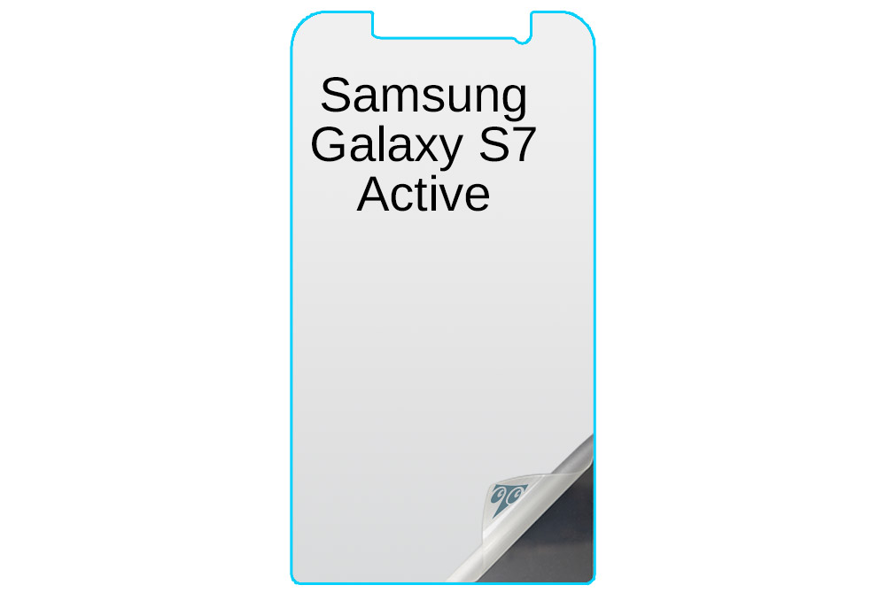 Samsung Galaxy S7 Active 5 1-inch Phone Screen Protector