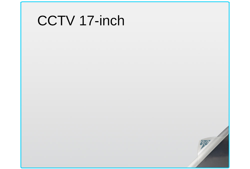 CCTV 17-inch Security Monitor Screen Protector