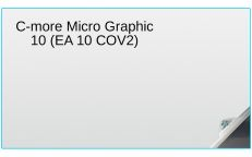 Main Image for C-more Micro Graphic 10 (EA 10 COV2) 10-inch Panel Overlay Screen Protector